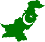 Casinos in Pakistan Map